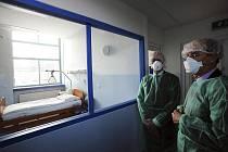 Fakultní Thomayerova nemocnice (FTN) v Praze představila 23. března ke Světovému dni tuberkulózy špičkové a jediné komplexní centrum pro diagnostiku a léčbu tuberkulózy v ČR.