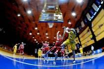 Už v pátek pražské vysokoškolačky porazily ve třetím zápase semifinále play off I. ligy v domácí hale na Folimance družstvo Plisky Pardubice 74:70, v sérii uspěly poměrem 3:0 na zápasy a zajistily si postup do finále této soutěže.
