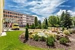 Nově otevřené centrum Alzheimer Home v Ostrově nad Ohří.