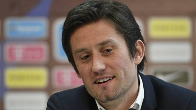 Sportovní ředitel fotbalové Sparty Tomáš Rosický.