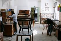 Cílem projektu je vdechnout nábytku nový život
