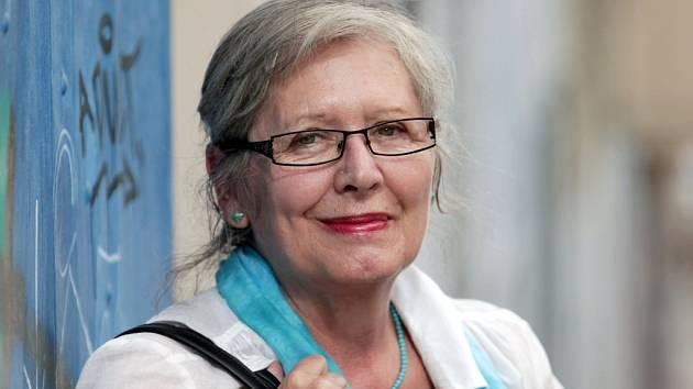 Dokumentaristka Helena Třeštíková.
