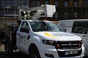 Technologie hl. m. Prahy převzala nové ekologické automobily.