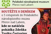 Polabské muzeum. Soutěž.