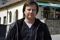 Petr Ryska, autor projektu Praha Neznámá.
