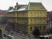 Uměleckoprůmyslové muzeum v Praze. Ilustrační foto.