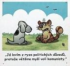 Letní výstava humoristy Pavla Kantorka.