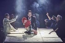 Ze hry Velvet Havel, kterou připravilo Divadlo Na Zábradlí