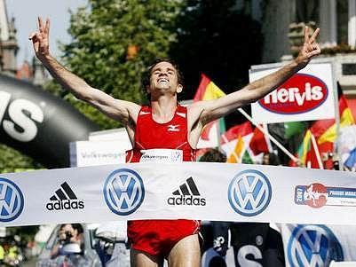 Vítězem Volkswagen Maratonu 2007 se stal Portugalec Ornelas Helder s časem 02:11.49.