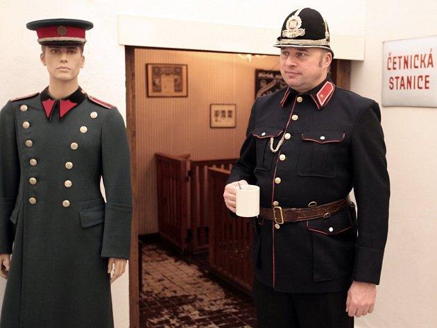 Z Muzea Policie ČR na pražském Karlově.