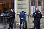 V sobotu se v centru Prahy střílelo.