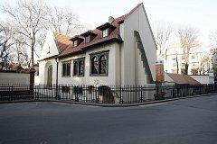 Pinkasova synagoga je druhou nejstarší dochovanou synagogou v Praze. Byla postavena v první polovině 16. století. V současné době je spravována Židovským muzeem v Praze a slouží jako památník přes 80 000 českých Židů, kteří zahynuli během holokaustu.