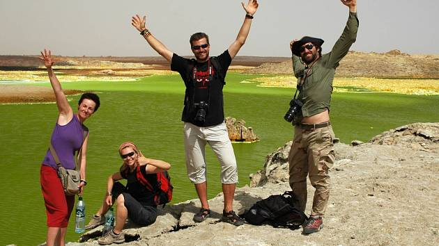 Seriál cestovatelských přednášek Kolem světa zavede diváky do Etiopie.