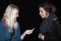 10. ročník benefičního koncertu Světlo pro Světlušku se konal 2.listopadu v Lucerně. Rozhovor s Anetou Langerovou