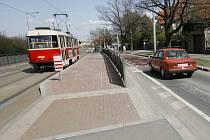 Bělohorská ulice. Ilustrační foto.