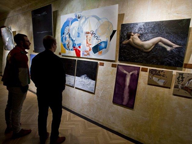 Výstava Junge Prager, Junge Berliner v Centru umění a designu SMETANA Q