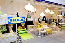 IKEA otevře plánovací studio v nákupním centru Westfield Chodov. Ilustrační foto.