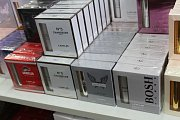 Padělky parfémů.