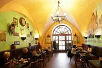 Restaurace Staré časy na Praze 1.