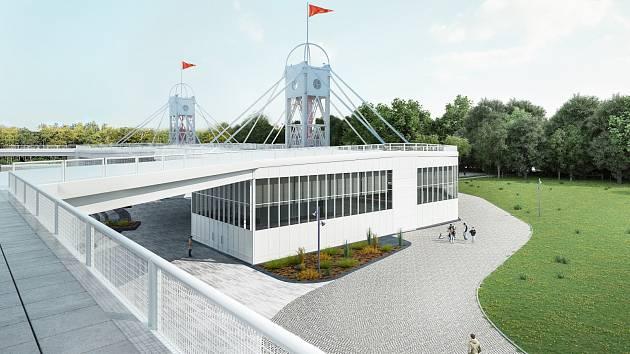 Výstaviště Praha pokračuje v rekonstrukcích.