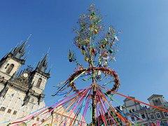 Velikonoce v Praze.