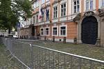 Francouzské velvyslanectví.