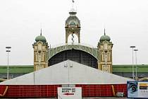 NEVÝHODNÁ DOHODA. Na Holešovické výstaviště doplácí město každoročně 60 milionů korun.