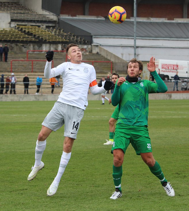 Přípravný zápas na Strahově. Sparta - Vltavín 5:0 (3:0)