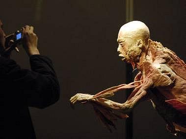 Výstava vypreparovaných lidských těl bude pokračovat.