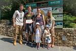 Zoo Praha přivítala letošního půlmiliontého návštěvníka.
