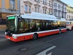Trolejbus.