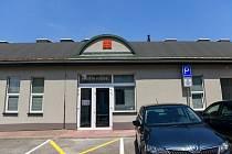 Nové pracoviště registru vozidel ve Vysočanech.