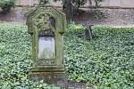 Malostranský hřbitov.