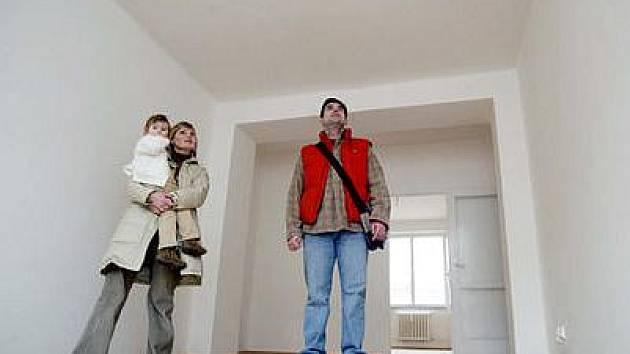 V POŘADÍ. Nabízející si mají z čeho vybírat, v Praze vzrostl zájem o nájemní bydlení až o dvacet procent./Ilustrační foto
