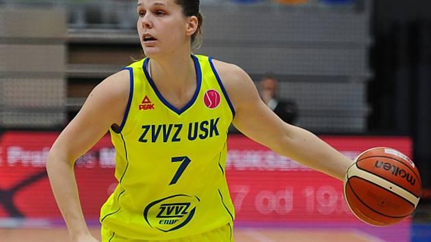 Alena Hanušová.