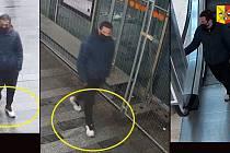 Policie pátrá po muži, který je podezřelý z dvou loupeží.