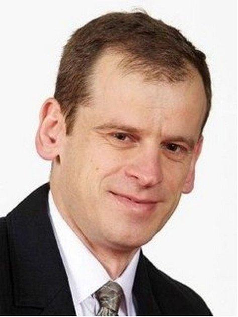 Nový předseda pražské TOP 09 Martin Dlouhý.