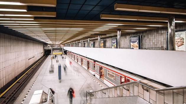 Pražské metro bude od 30. listopadu jezdit až do 22:15.