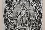Padělateli Vojtěchu Hrdinovi a jeho dílně se připisují i padělky britských jednolibrových bankovek.