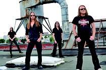 Německá heavymetalová kapela Gamma Ray.