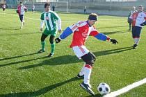Slavia na úvod turnaje starých gard porazila Bohemku 5:2.