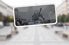 Aplikace Prague Histories.