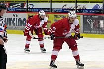 Hráči HC Slavia Praha.