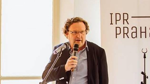 Ředitel IPR Petr Hlaváček.