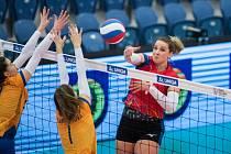 ZA TITULEM! Aneta Kocmanová Havlíčková se v roce 2008 loučila s Olympem se zlatou medailí na krku. Po dvanácti letech se vrátila domů a letos by chtěla návrat vyšperkovat stejným způsobem. Mistrovským titulem.