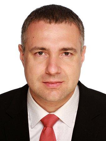 Robert Kareš, výkonný ředitel Pojišťovny VZP.