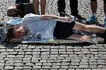 Volkswagen Maraton 2016 v Praze 8. května.