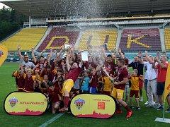 FK Dukla Jižní Město - vítězové poháru 2018
