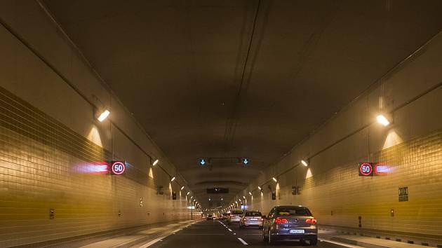Tunel Blanka.