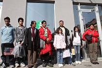 Bytů od města je málo, častěji proto azylanti využívají dotací na nájemné. Ilustrační foto.